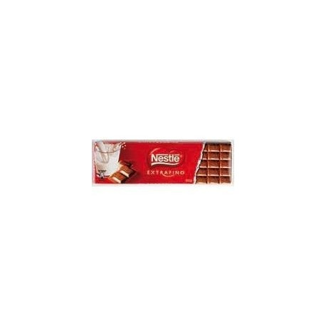 Chocolate Nestle extrafino 300 grs tableta