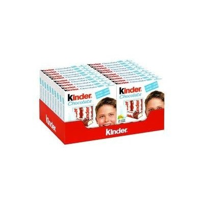 kinder chocolate t.4 x 20 u. x 50 gr.