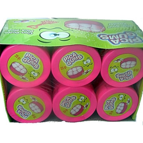 pica gums 24 pack polvo pica pica sweet